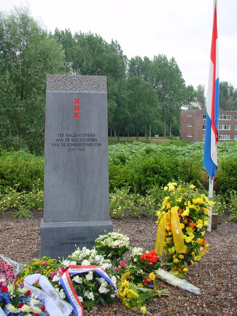 monument noorderbegraafplaats