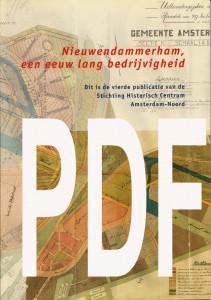 Cover - Nieuwendammerham (pdf)