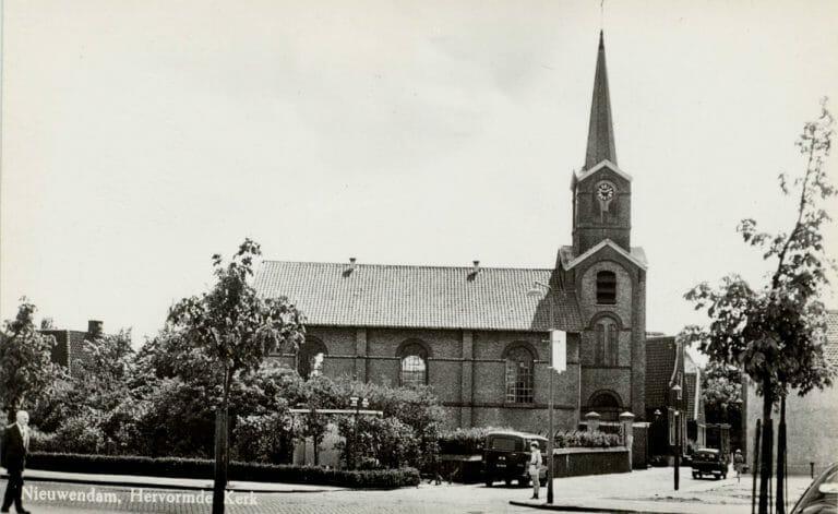 Kerknaam:Nieuwendammerkerk Adres:Brede Kerkepad BH Bouwjaar: