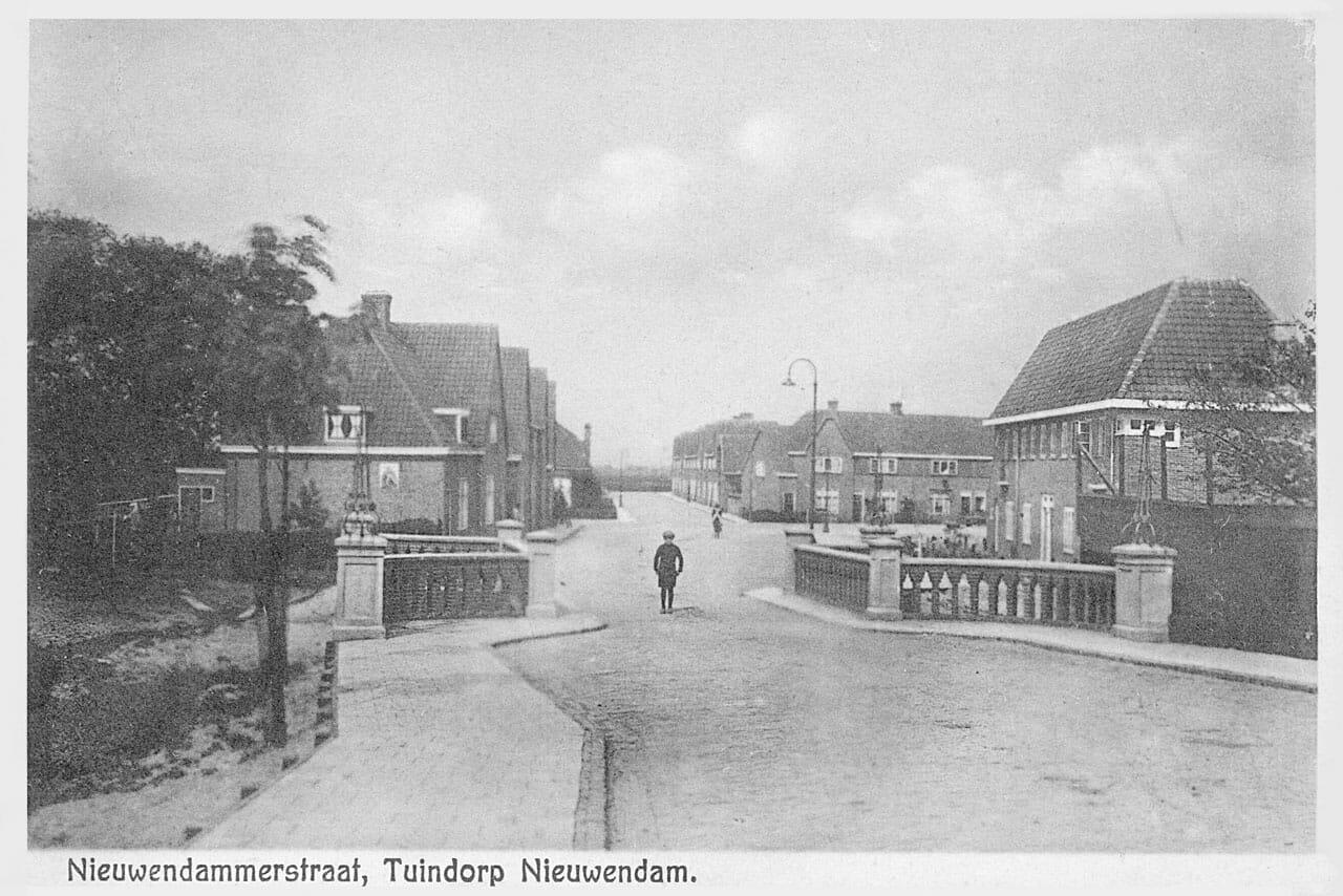 Nieuwendam Nieuwendammerstraat