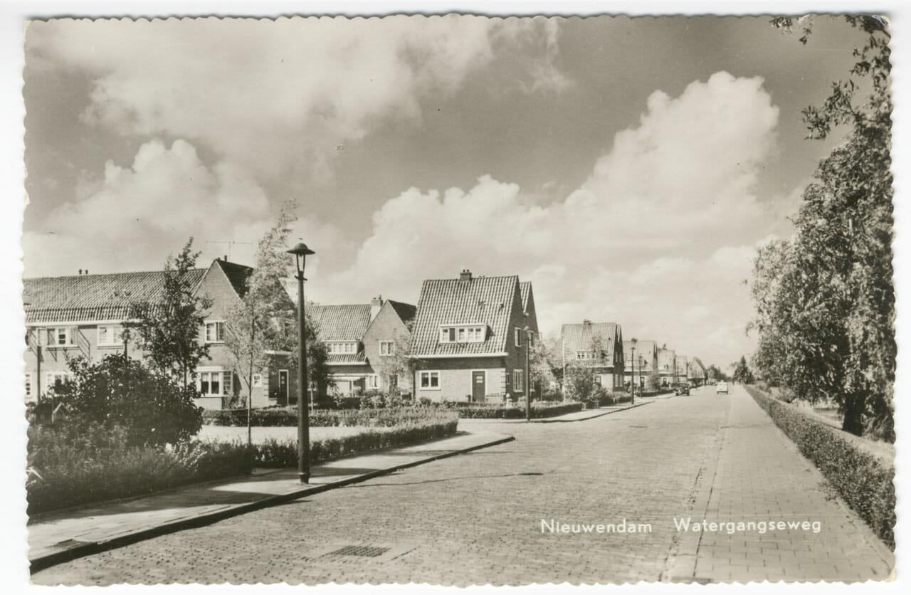Nieuwendam Watergangseweg