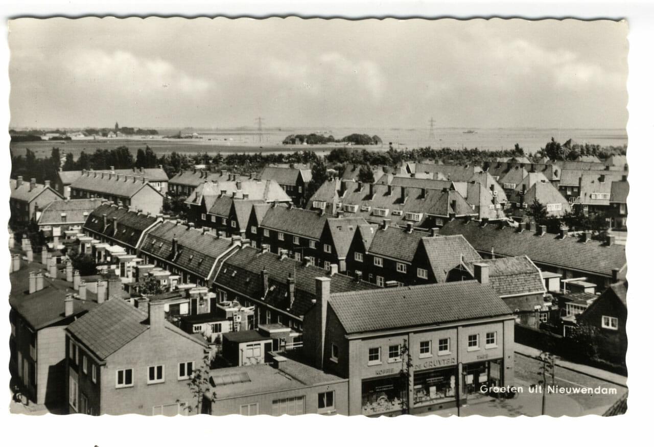 Nieuwendammerstraat/hoek Purmerweg