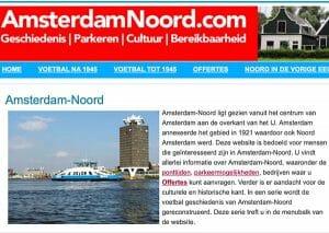 AmsterdamNoord Com