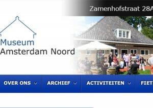 Museum Amsterdam Noord