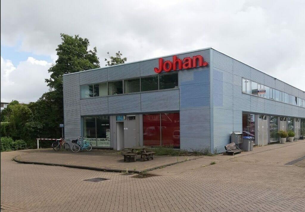 Johan Van Hasseltweg B Om Verkleind
