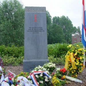 Monument Fokkerherdenking