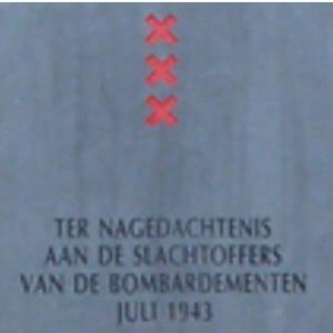 Monument Opschrift