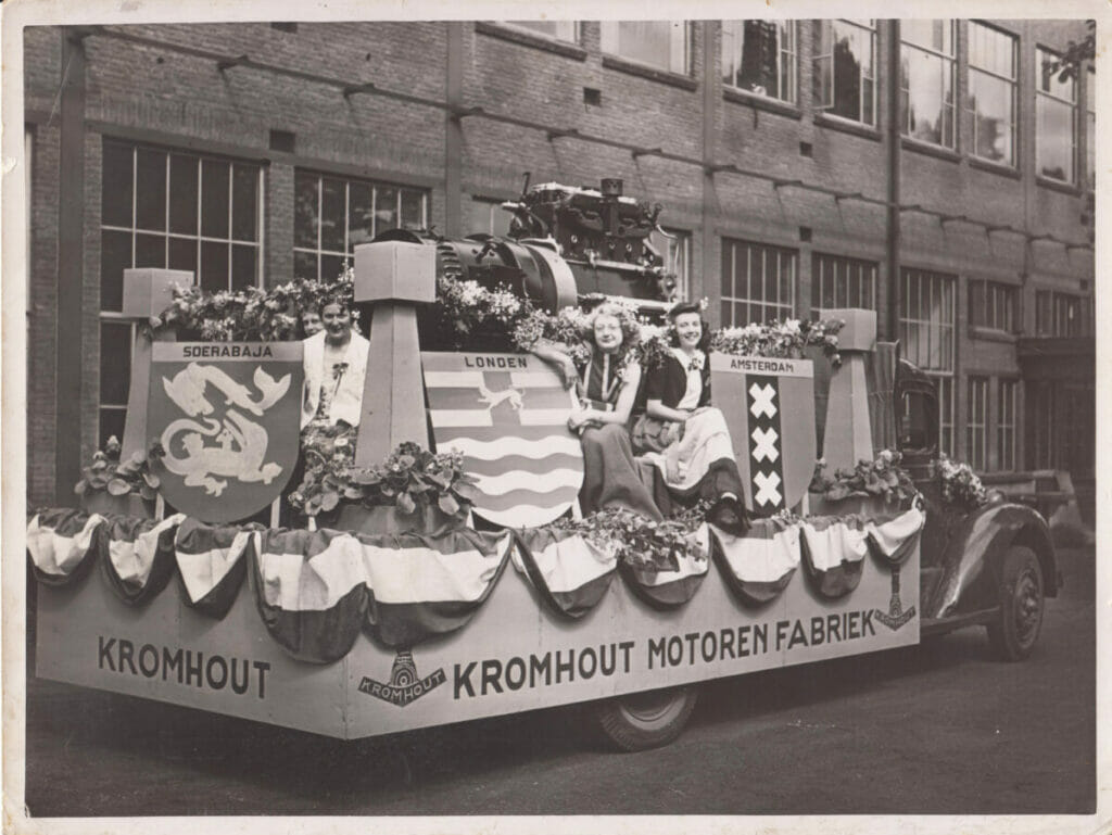 Wil De Molennaar Kromhout Klein