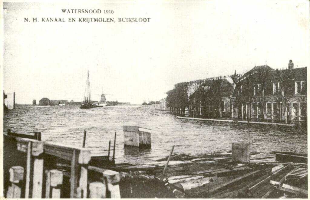 Watersnood Nieuwendam