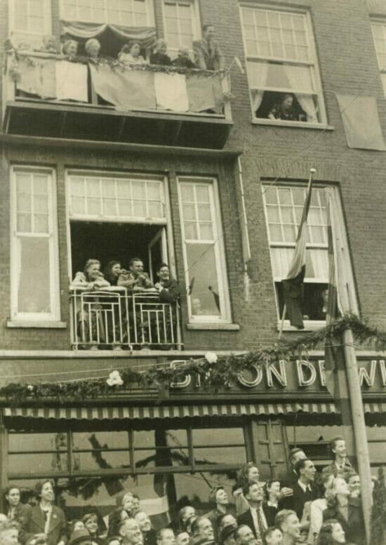 Foto F.W. Hazebroek. Collectie Verzetsmuseum Amsterdam (Ad Fraanje)